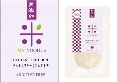 【小林生麺】無添加グルテンフリーうどん