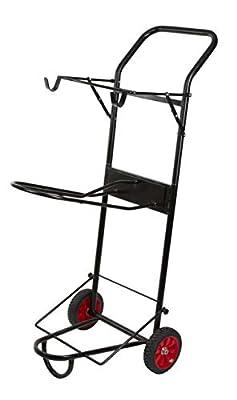 Kerbl 321000Saddle Caddy Wheels