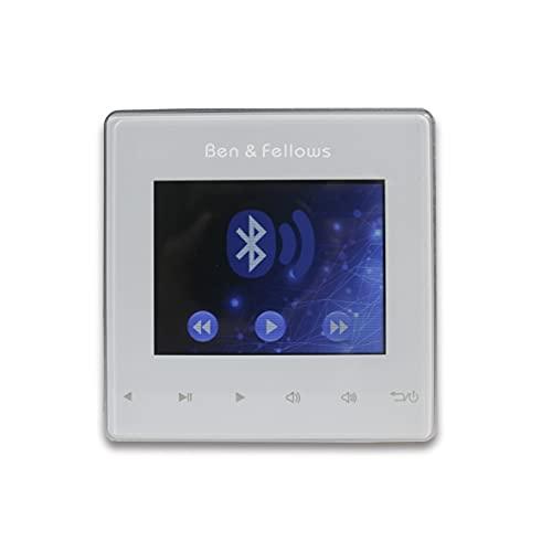 Ben & Fellows BA-415R in-wall Bluetooth amplifier