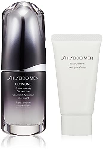 SHISEIDO MEN(資生堂メン) アルティミューン パワライジング コンセントレート サンプル付きセット 美容液 ...