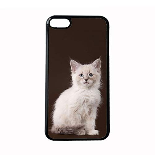 Plastics Phone Shell For Apple 5 5S iPhone Se Man Have Pet Cat 2 Safeguard Choose Design 121-4