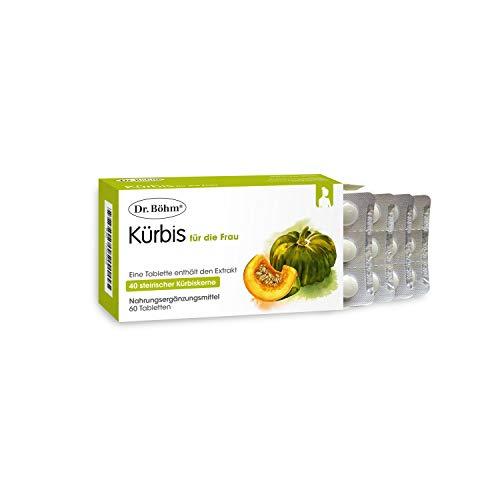 Dr. Böhm Kürbis für die Frau Tabletten, 60 St. Tabletten