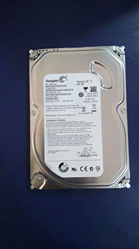 Seagate Pipeline 500GB 8MB Cache 3.5 SATA 3.0 Gb s Internal Desktop Hard Drive for PC Mac CCTV DVR NAS RAID