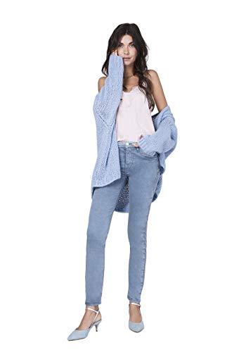 Usado, Blue Fire Co Nancy Slim FIT Jeans Color UP - Pantalones segunda mano  Se entrega en toda España