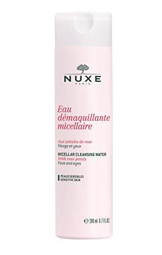 Nuxe Pétales de Rose Agua Micelar Desmaquillante, 200 ml