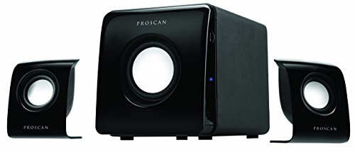 Best Prices! Proscan 2.1 Home/Computer Speaker System (Certified Refurbished)