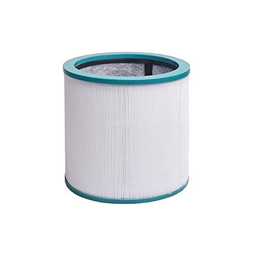 Inserto Filtro Aire Filtro Limpiador De Aire para Ventilador Purificador De Aire De Escritorio TP00 TP02 TP03 AM11, Piezas De Carbón Activado para Filtro De Aire Filtro Admisión Aire