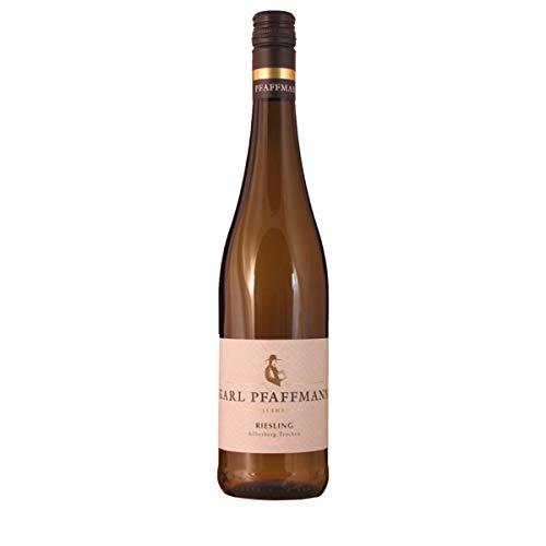 Karl Pfaffmann Erben GbR 2019 Riesling trocken Pfalz Walsheimer Silberberg Dt. Qualitätswein 0.75 Liter