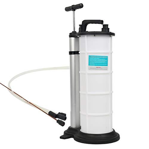 FreeTec Manual Extractor de Fluido de Aceite de Vacío Bomba de Mano...