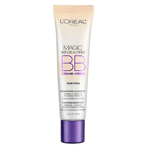 L'Oreal Paris Magic Skin Beautifier BB Cream, Fair, 1 Ounce