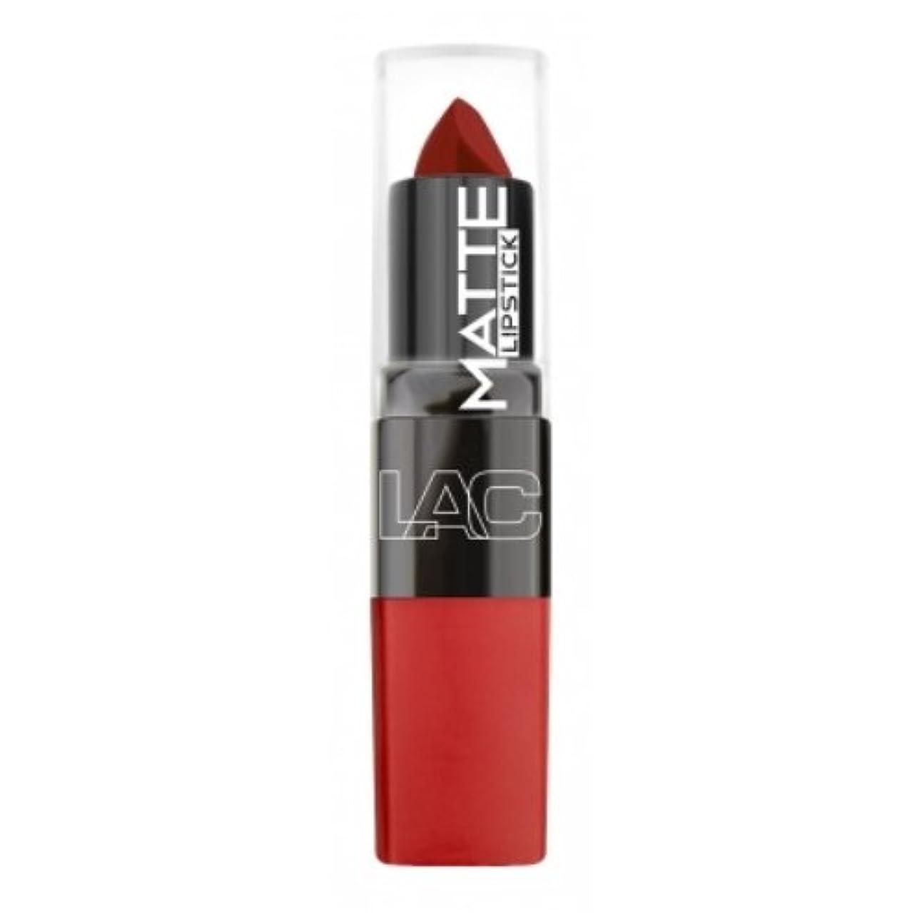 贅沢な深い関係(3 Pack) LA Colors Matte Lipstick - Starlet (並行輸入品)