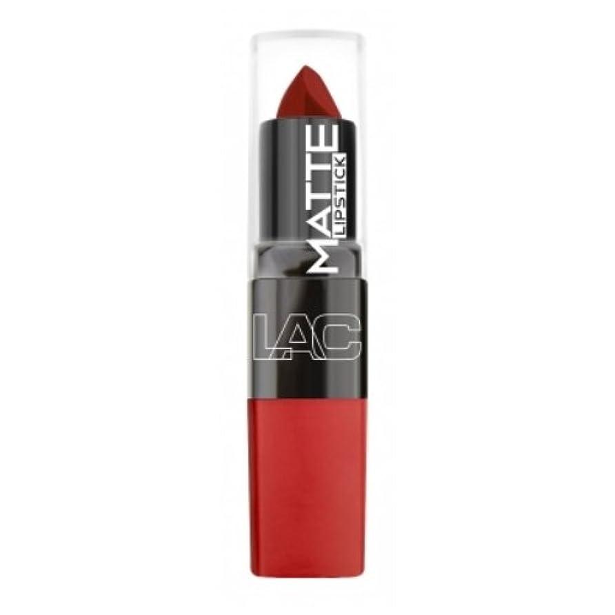 ピットエントリブート(3 Pack) LA Colors Matte Lipstick - Starlet (並行輸入品)
