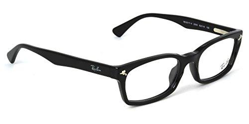 【レイバン国内正規品販売認定店】RX5017A 2000 Ray-Ban (レイバン) メガネフレーム と プラスチック偏光スモーク(度なし) のセット