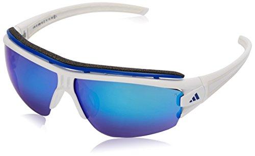 adidas eyewear Evil Eye Halfrim Pro XS blau/silber