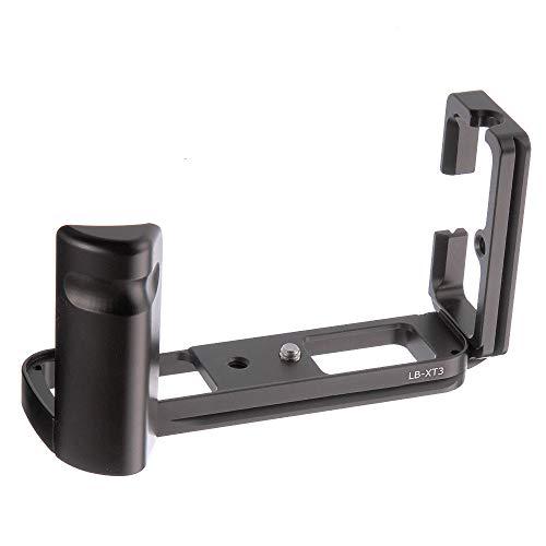 Shuangyu XT3 Grip verticale impugnatura QR chiusura rapida L piastra DSLR supporto fotocamera supporto supporto per Fuji Fujifilm XT3 X-T3