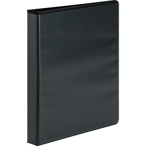 "Business Source 1"" Heavy-Duty View Binder"