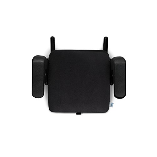 Clek Olli Backless Belt Positioning Portable and Compact Booster Car Seat with Latch, Shadow