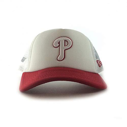 New Era MLB PHILADELPHIA PHILLIES Team Vis Trucker 9FORTY Cap