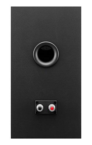 Sony SSCS5 3-way bookshelf speakers (2 units), Black