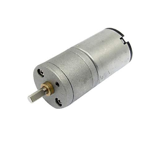 X-Dr Reparatur des elektrischen Getriebemotors des Teils 25GA DC 6V 25RPM 50mA (ad70106b33e09682e3ff2769ec1ce4f1)