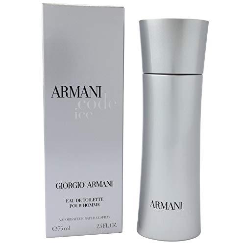 Giorgio Armani Armani Code Ice – Giorgio Armani-Parfum Uomo – Eau de Toilette 75 ml MREE-606