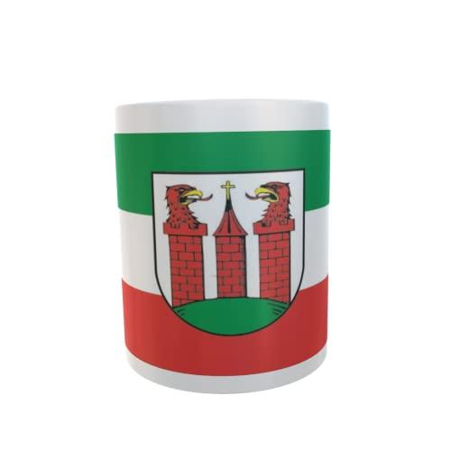U24 Tasse Kaffeebecher Mug Cup Flagge Wesenberg