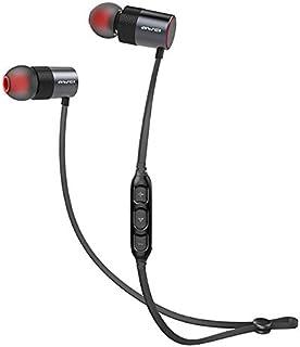 Awei Bluetooth Headset, Black - AK2-BK