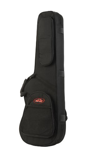 SKB Strat/Tele Shaped Electric Guitar Soft case with EPS foam interior/Nylon exterior, back straps