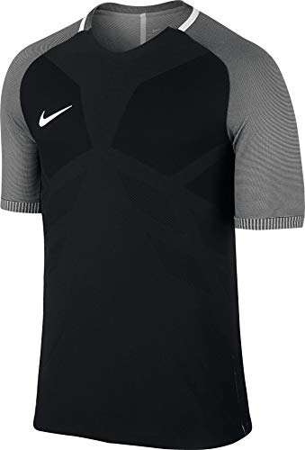 Nike Herren Vapor Trikot, Black/White/White, S