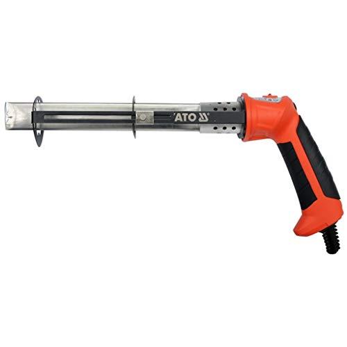 YATO - mod. YT-82190–Coltello da taglio a caldo, adatto per tagliare polistirene espanso, PVC e PP. Potenza: 220W