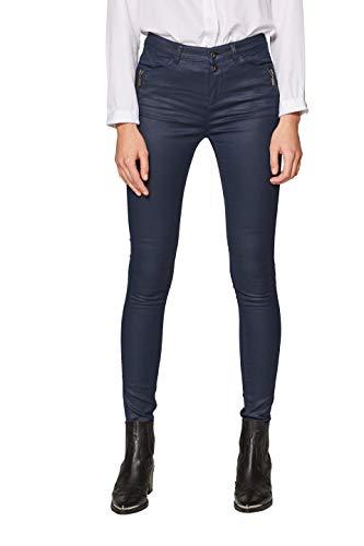 Preisvergleich Produktbild ESPRIT Damen 108EE1B036 Hose,  400 / NAVY,  W34 / L32 (Herstellergröße: 34 / 32)