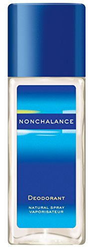 Nonchalance femme/woman, Deodorant, Vaporisateur/Spray, 1er Pack (1 x 75 g)