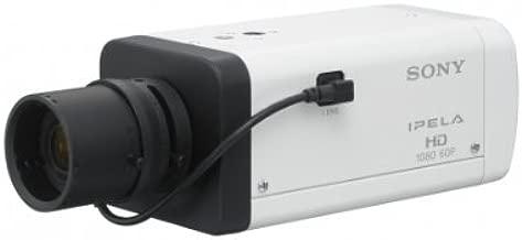 Sony IPELA SNC-EB630B Network Camera - Color, Monochrome - CS Mount