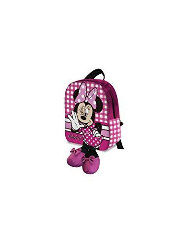 2D Mochila Minnie – Rosa