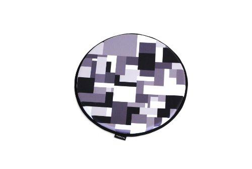 XXD De Canapé it Geometric Rond Coussin d'assise en néoprène de Design