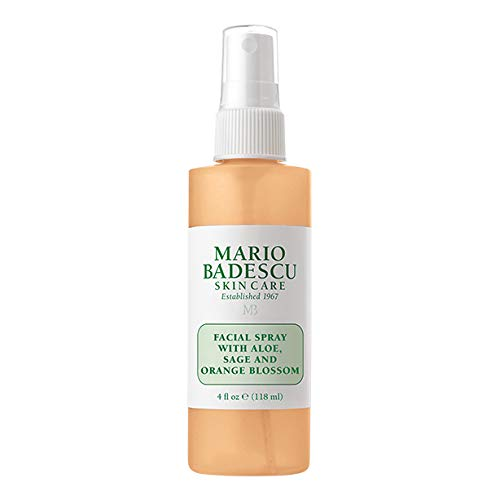 Mario Badescu Facial Spray With Aloe Sage And Orange Blossom