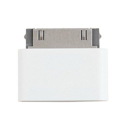 Obsyn 8 Pin Vrouwelijke naar 30 Pin Mannelijke Adapter voor iPhone 4/4S iPod Touch 4