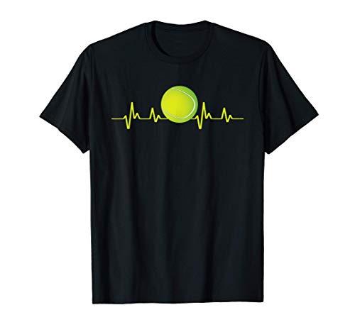 Camisa de latidos de tenis Regalos para amantes del tenis Camiseta