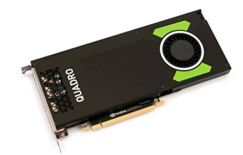 Pny Technologies NVIDIA quadro P4000–The World' s most powerful Single slot scheda video (vcqp4000-blk)