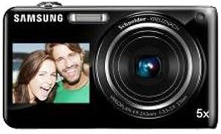 Samsung ST ST600 Cámara compacta 14.4MP 1/2.33 CCD 4320 x 3240Pixeles Negro - Cámara Digital (144 MP 4320 x 3240 Pixeles CCD 5X HD Negro)