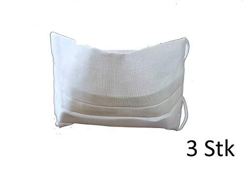 Rocket Roland gezichtsmasker, 100% katoen, bescherming tegen kou, wasbaar, stofdicht masker, anti-stofmasker voor fietsen en meervoudig gebruik