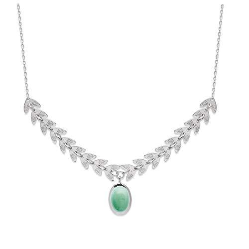 Les Trésors de Lily [Q3754 - Collar de Plata