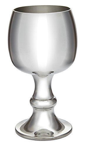 Wentworth Pewter - Tulip Pewter Goblet
