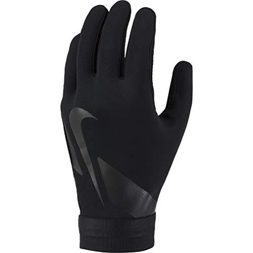 Nike Hyperwarm Academy - Guantes de ciclismo (talla M), color negro y negro