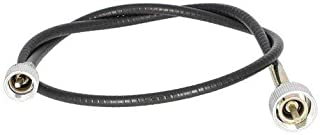 All States Ag Parts Tachometer (Proofmeter) Cable - Vinyl Clad Oliver 550 ES5231 Ford 8N F3NN17365AA Massey Ferguson TO20 TO30 183497M91 White 2-44 2-55