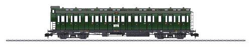 Märklin - 58083 - Modélisme Ferroviaire - Wagon - Voiture Compartiment - Troisième Classe DRG