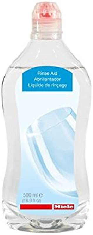 Miele Care Collection Rinse Aid 16 9 Oz