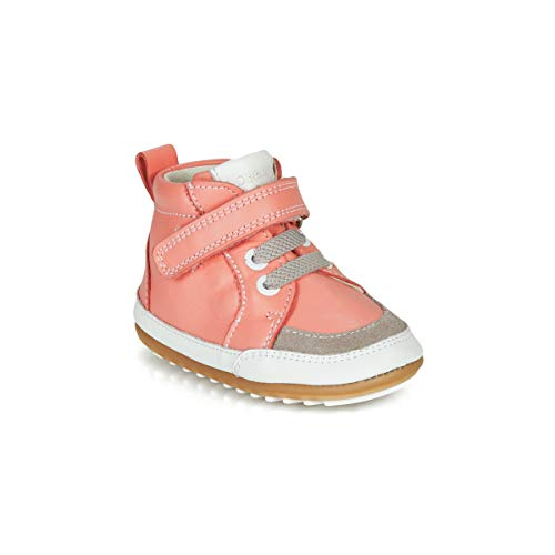 Robeez Pearl Boot (Infant/Toddler), Brown, 3-6 Months M US Infant
