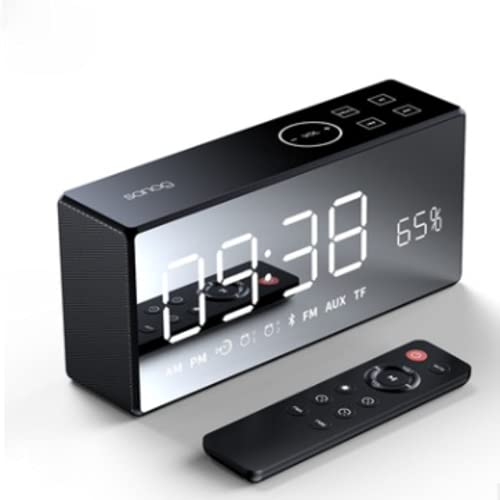 Altavoz Bluetooth Al aire libre Inalámbrico Bluetooth 4.2 Portátil 25H Tiempo de reproducción Altavoz Tarjeta TF Interfaz Sonido estéreo Hi-Fi Bass Micrófono incorporado Soporte