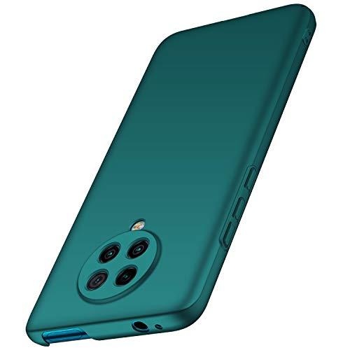anccer Xiaomi Redmi K30 Pro Hülle, [Serie Matte] Elastische Schockabsorption & Ultra Thin Design für Xiaomi Redmi K30 Pro (Grün)